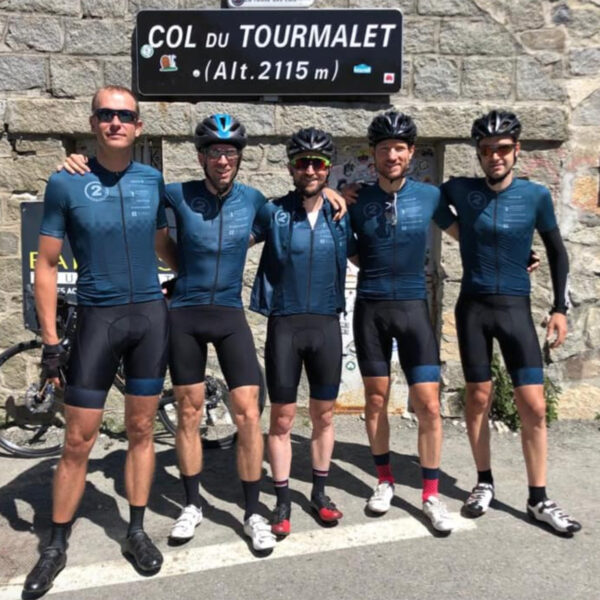 2 Many Bikers Tourmalet